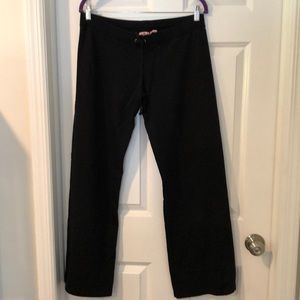Juicy Couture Black Sweat Pants